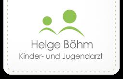 Arzt für Kinderheilkunde und Jugendmedizin H. Böhm - Logo